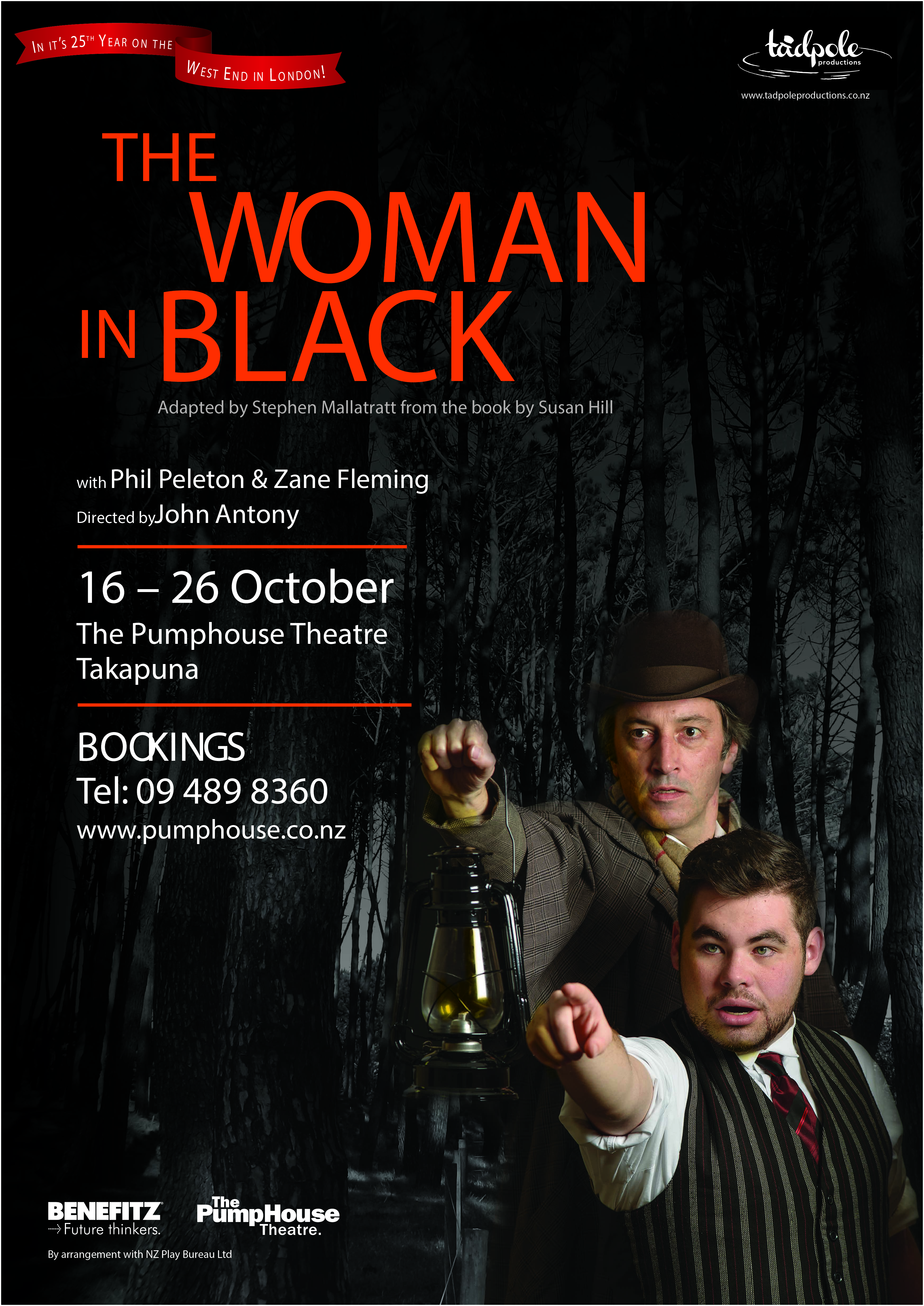 the woman in black | tadpole productions
